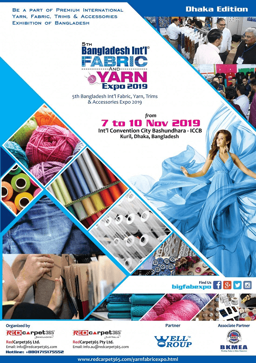 Bangladesh Int'l Fabric & Yarn Expo
