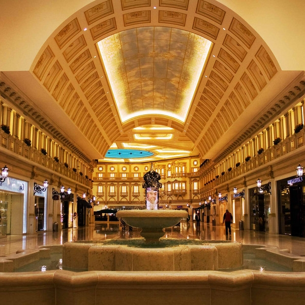 Doha Villagio shopping mall