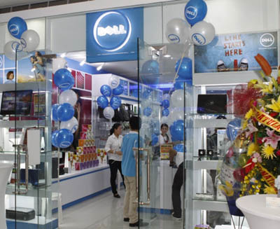 Computer Brand Shop