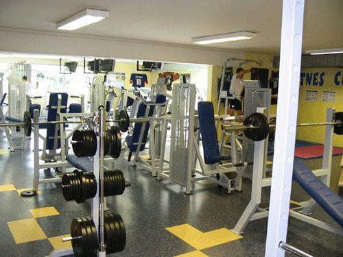 Exercise & Fitness center