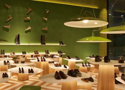Footwear Brand Shop