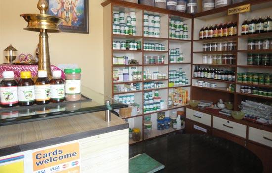 Herbal & Unani Shop/Showroom