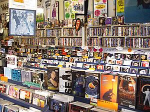 Music & Movies Store