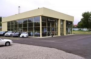 Automobile Sales Centre