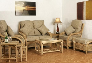 Bamboo & Cane Furniture