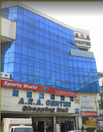 A.R.A Center Shopping Mall