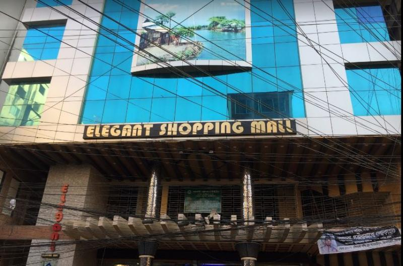 Elegant Shopping Mall