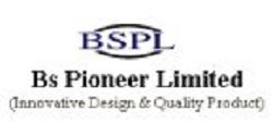 Bs Pioneer Limited
