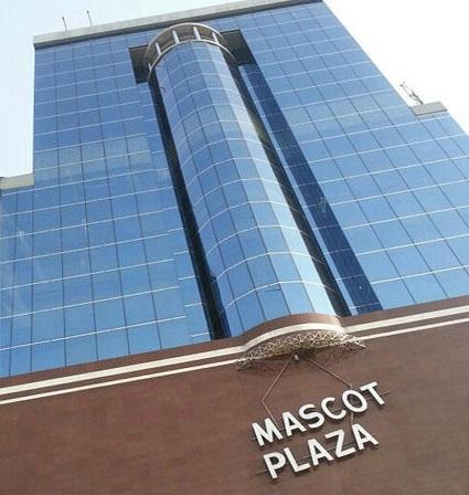 Mascot Plaza