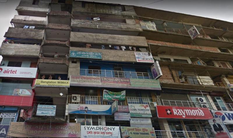 Jalsha Shopping Complex
