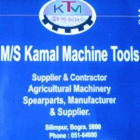 M/S Kamal Tools Machine Tools