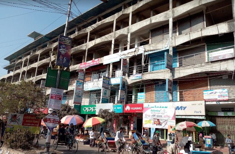 BRTC Market Bogra