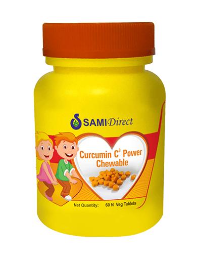 Curcumin Chewable