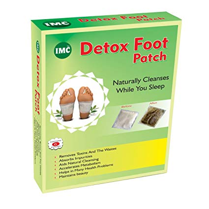 Detox Foot Patch (ডিটক্স প্যাড)