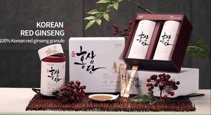 Red Ginseng (Korea)