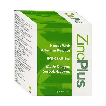 Zinc Plus Powder