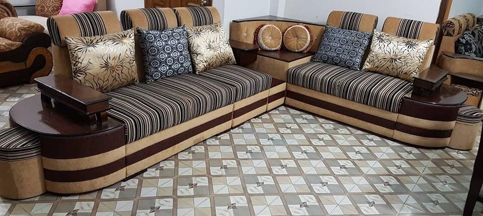Corner Sofa set (MSF16)
