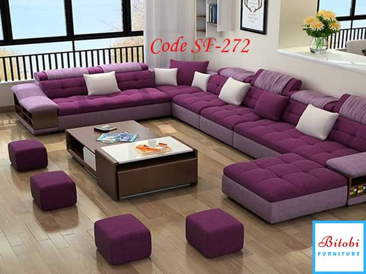Exclusive Sofa Set (sf272)
