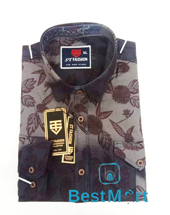 Printed Shirt for Wholesale