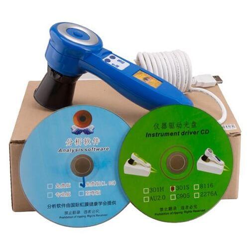Portable Iriscope Usb Iridology Camera